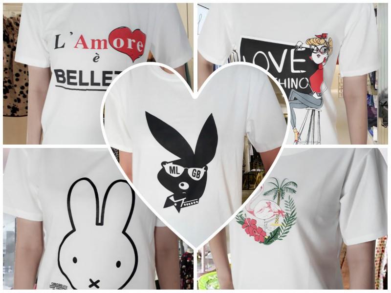 ao phong trang nu dep gia re 2 - Áo phông trắng nữ đẹp giá rẻ Hàn Quốc