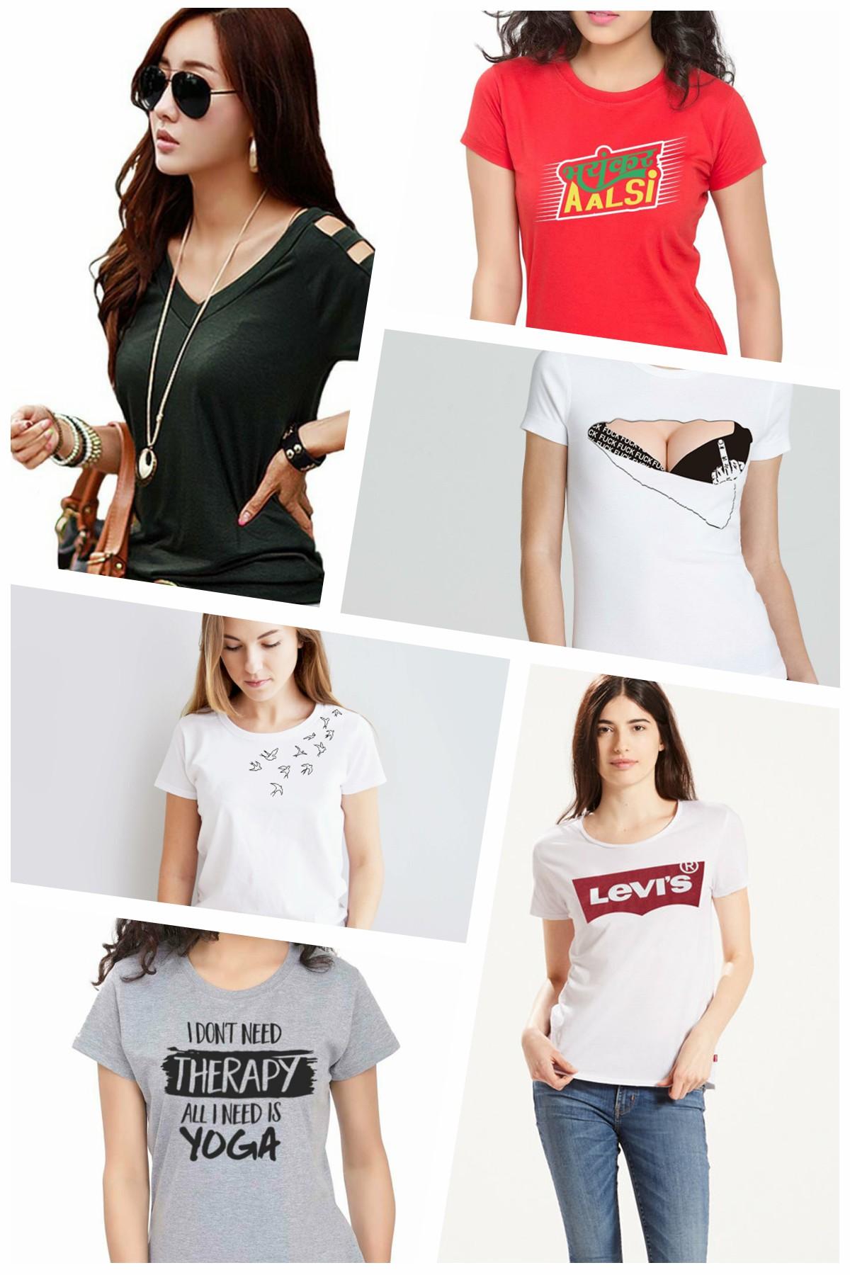 bo suu tap shop ban ao thun nu dep cac ban nu nen co 5 - Bộ sưu tập shop bán áo thun nữ đẹp các bạn nữ nên có